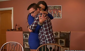 Nikita Denise & Dane Worthless in My Friends Hot Mom