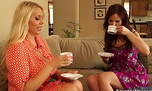 Karen Fisher & Syren De Mer & Bill Bailey in the matter of My Friends Hot Mom