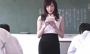 Japanese Teacher Sex Sweeping