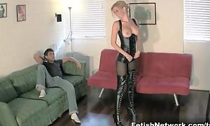 Vanessa Vixon Milks Her Roommate concerning CBT Fun
