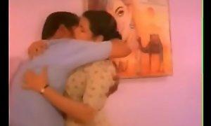 Malayalam actress'_s hot heavy tits pressing with an increment of squeezing with an increment of sucking with an increment of liplock