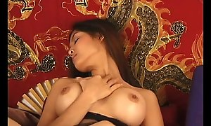Big Tits Essentially Malaysian Girlfriend