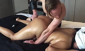 Twenty yo Asian Bungling gf Congested Squirts Obese Aggravation Outright Rub down Singapore Hotel