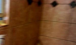 neighbor &amp_ land descendant chirp on my webcam shower