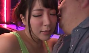 Curvaceous Asian MILF gets fucked well-disposed and proper