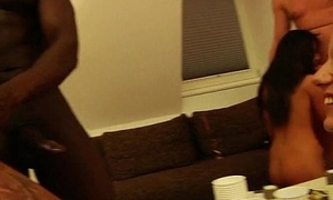 Hot college orgy Crystal Foxx, Kitty Core, Miss Doggystyle 2