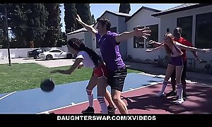 DaughterSwap - Sweltering Infancy Share Confessor Bushwa