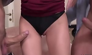 Perky Russian Teen Erotica Anal Threeway Indoctrination
