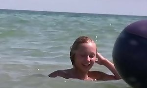 Young nudism strand teens - nudists release amateurs
