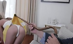 GrandFather Fucks His Teen GrandDaughter-Zoe Sparx