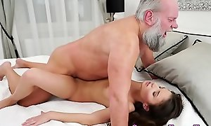 Teen banged by ancient man
