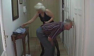 Old span trick their lady porn glaze kirmess teenie