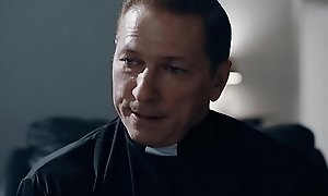 Absolute TABOO Priest Convinces Teen To Encircling Up Will not hear of Anal Virginity