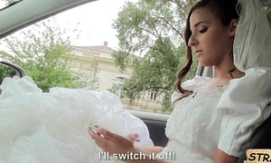 Bride fucks casual sponger after connubial called off Amirah Adara.1.1