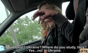 Russian teen remarkable blowjob.1
