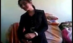 Cute &amp_ Regressive Arab College Girlfriend