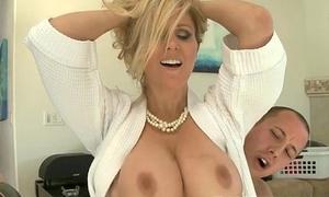 Julia Ann has big tits