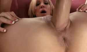 Blonde prostitute gusher being ravaged