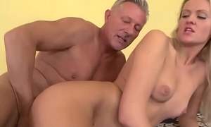 Sexy ass babe rides load of shit