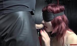Bondagefuck mit Studentin Leonie beim SM-Casting  - SPM Leonie24TR01