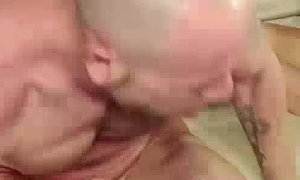 Teen sucks cock in step-family beguilement with older man