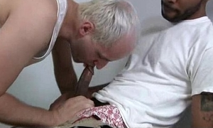 Lowering gay boys enjoyment from white young dudes hardcore 07