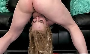 19 year aged amateur throats 2 cocks