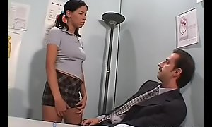 Teen fingered duplicated roughly drilled yawning chasm