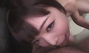 Pygmy Teen Megumi Shino Sucks Cock In POV - All round handy Slurpjp amateurteen18.com