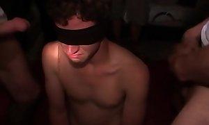University stud assfucking blindfolded amateur