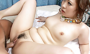 Gorgeous Ai Yuumi thither two sweltering dudes thither struck cocks